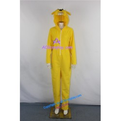 Adventure Time Jake Cosplay Costume