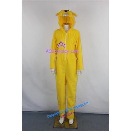 Adventure Time Jake Cosplay Costume
