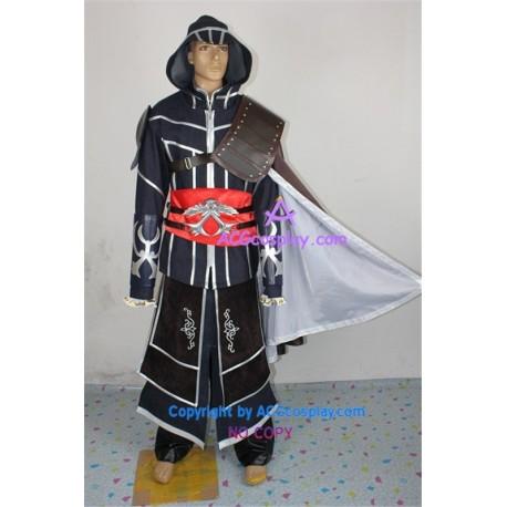 Assassins Creed II Ezio Auditore da Firenze Cosplay Costume