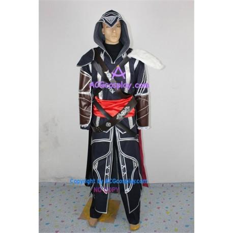 Assassins Creed II Ezio Auditore da Firenze Cosplay Costumes