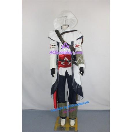 Asssassin's Creed III Ratonhnhakton (Connor Kenway) Cosplay Costume