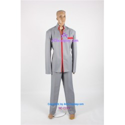 Bleach Karakura High School Male Uniform Cosplay Costume