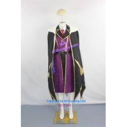 Code Geass Villetta Nu Cosplay Costume