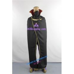 Code Geass Zero cosplay costume whole set