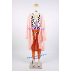 One Piece Don Quixote Doflamingo Cosplay Costume
