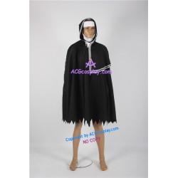 D.Gray-Man Daisya Barry Cloak Cosplay Costume