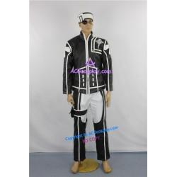 D.Gray-Man Lavi Cosplay Costume