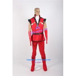 Gundam Mobile Suit Zeta Gundam Quattro Bajeena Cosplay Costume boots cover