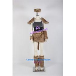 Inuyasha Koga Cosplay Costume