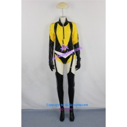 DC Comic The Watchmen Silk Spectre Cosplay Costume