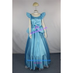 Disney Cinderella princess Cosplay Costume