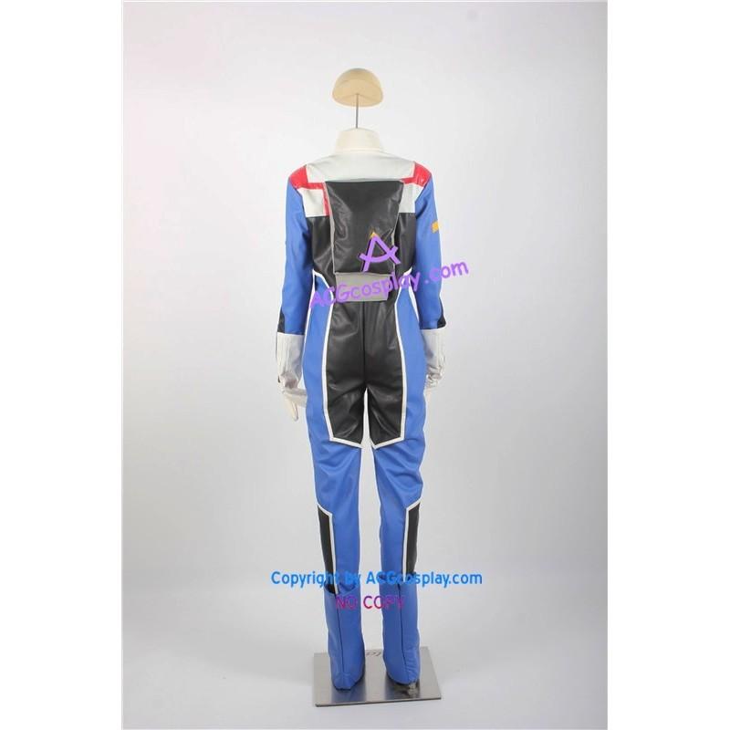 Gundam Kira Yamato Cosplay Costume