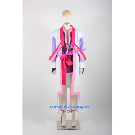 Gundam Lacus Clyne Cosplay Costume