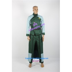 Gundam A-Laws Uniform Cosplay Costume