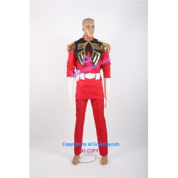 Gundam Mobile Suit Gundam Char Aznable Cosplay Costume