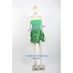Disney Peter Pan Tinker Bell Cosplay Costume