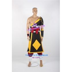 Fairy Tail Crow Zancrow Cosplay Costume