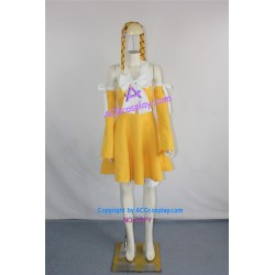 Fairy Tail Levy McGarden Cosplay Costume