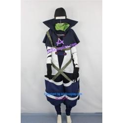 Fairy Tail Mystogan Cosplay Costume