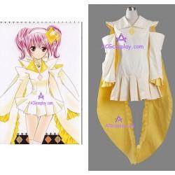 Shugo Chara Amu Hinamori Diamond Cosplay Costume