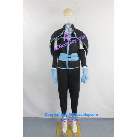 Tales of Symphonia -- Kratos Aurion Cosplay Costume Version 01