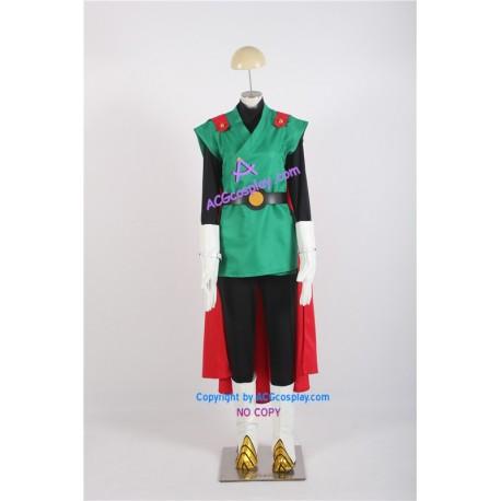 Dragon Ball Z The Great Saiyaman Cosplay Costume