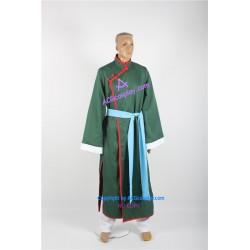 Kuroshitsuji Black Butler Lau Cosplay Costume