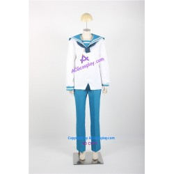Axis Powers Hetalia North Italy Sailor Cosplay Costume
