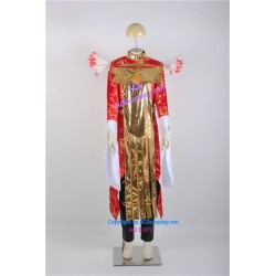 Samurai Warriors 2 Wu Luxun Cosplay Costume