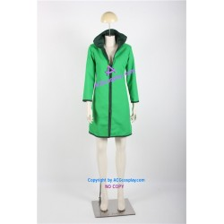 Yu-gi-oh Weevil Underwood's (AKA Insector Haga) outer long coat only cosplay costume
