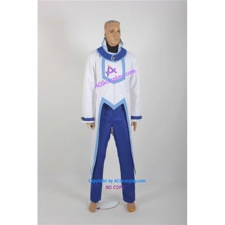 Yu-Gi-Oh Kaiser Ryo Zane Truesdale cosplay costume