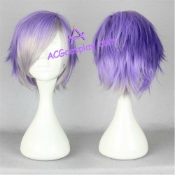 Mermaid Melody Hanon Hosho cosplay wig 100cm curly wig 39inch wig blue wig
