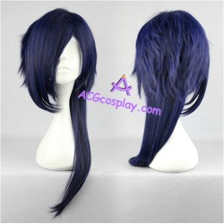 DRAMAtical Murder DMMD Koujaku cosplay wig navy blue 65cm 26inches