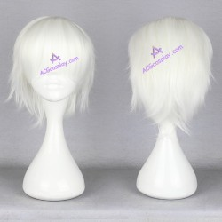 EVA Neon Genesis Evangelion Nagisa Kaworu cosplay wig Gintama sakata Gintoki wig