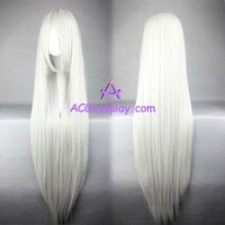Inuyasha Sesshoumaru cosplay wig vocaloid haku cosplay wig 100cm 39inches