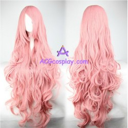 Vocaloid Megurine Luka cosplay wig 90cm 35 inches