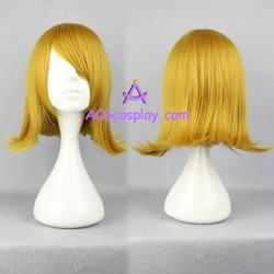 Vocaloid Kagamine RIN and  LEN cosplay wig