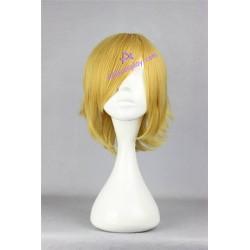 Code Geass Kallen Stadtfeld cosplay wig short wig
