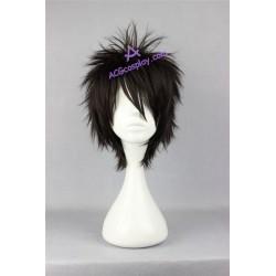 Naruto Momochi Zabuza cosplay wig short wig black wig