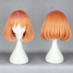 Kyoukai no Kanata Kuriyama Mirai cosplay wig short wig