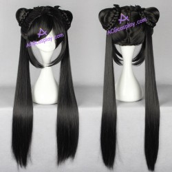 CARDCAPTOR SAKURA RI MEIRIN card captor sakura cosplay wig 80cm 32inches