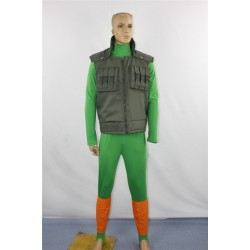Naruto Team Guy Might Guy Cosplay Costume