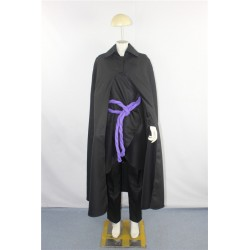 Naruto Team Kakashi Sasuke Uchiha Cosplay Costume