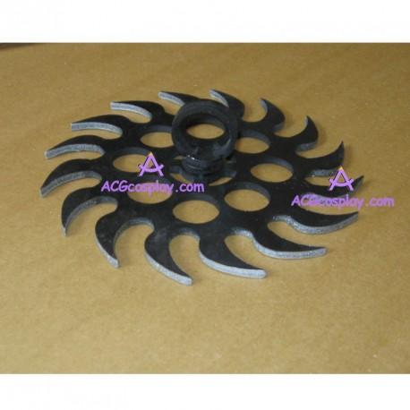 Qin's Moon dart cosplay props