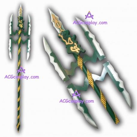 Qin's Moon sword cosplay props