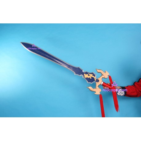 Shin.sagoumousha swords cosplay porps