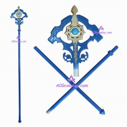 Atlantica stick cosplay props