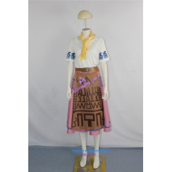 Legened of Zelda Malon Cosplay Costume