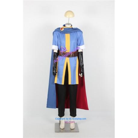 Fire Emblem Marth Super Smash Bros Wii U cosplay costume
