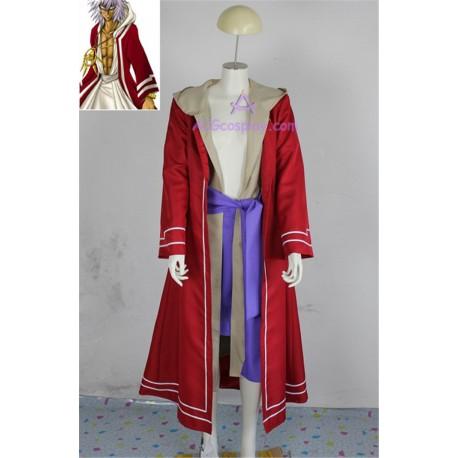 Yu-Gi-Oh Thief King Bakura cosplay costume